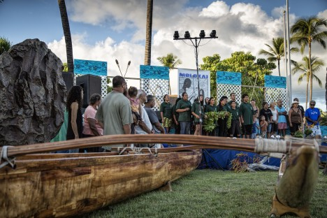 Molokai Revives Kulaia in Kaunakakai Town