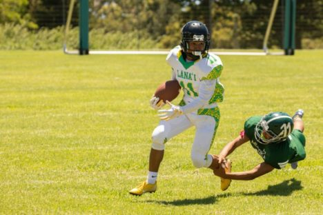 Pine Lads Football Beat Farmers for 1st Time