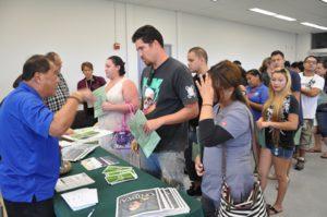 OHA Sponsors Scholarship Fairs