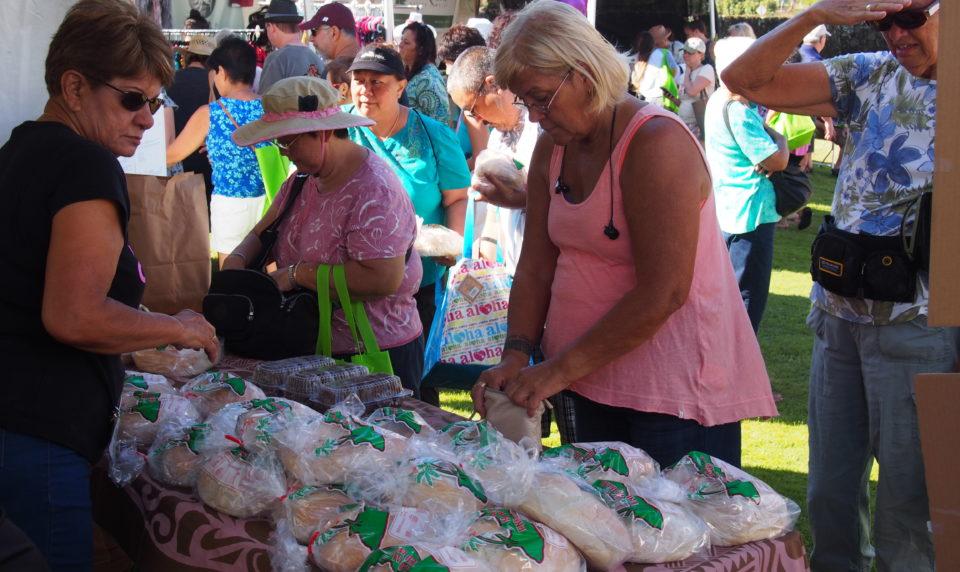 Molokai Highlighted at Product Festival