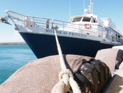 Changing Times for the Molokai Ferry