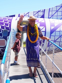 Hawaiian Airlines Welcomed Back