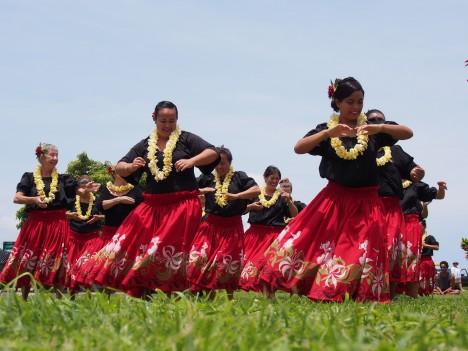 Dancing with the Winds: Ka Hula Piko 2014
