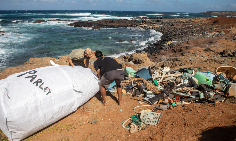 Pandemic Doesn't Stop Coastline Cleanup Efforts