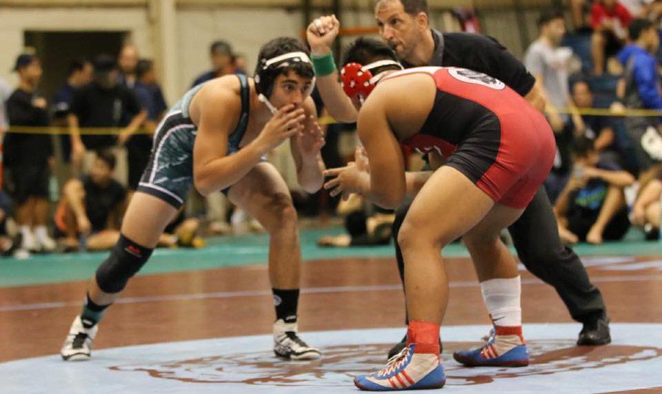 Molokai Wrestlers Compete in Garner Ivey Invitational