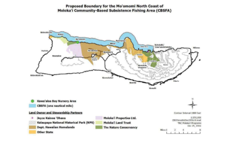 Mixed Feedback for Proposed Subsistence Fishing Area