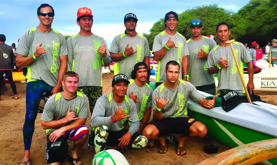 65th Annual Molokai Hoe — Molokai Places Well, Big Island Wins