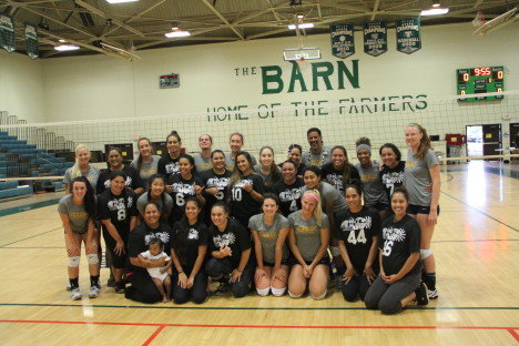 Volleyball Event 'Gives Back' to Molokai