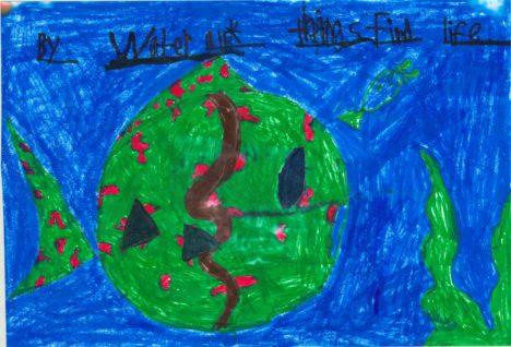 Kilohana Student Winner in Poster Contest