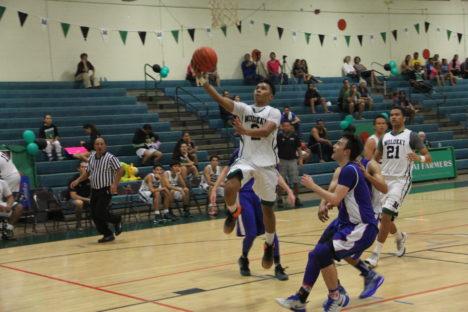 Molokai Basketball Hosts Seabury