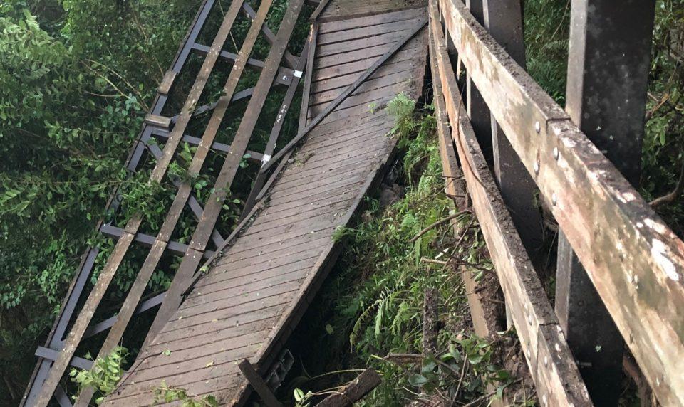 Kalaupapa Trail Closed After Landslide