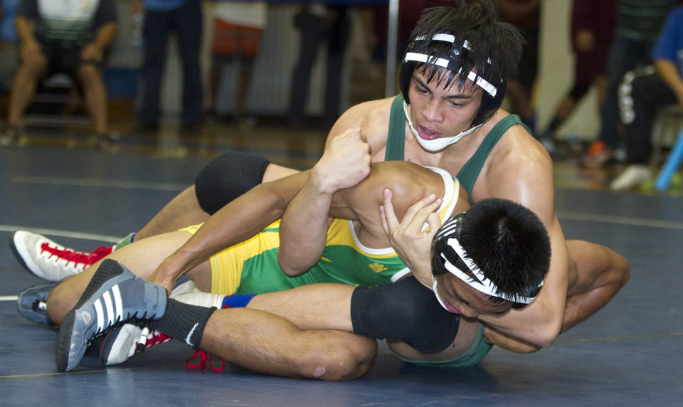 7 to Wrestle at States