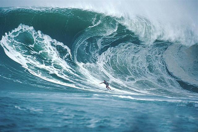 High Surf Warning for Maui County