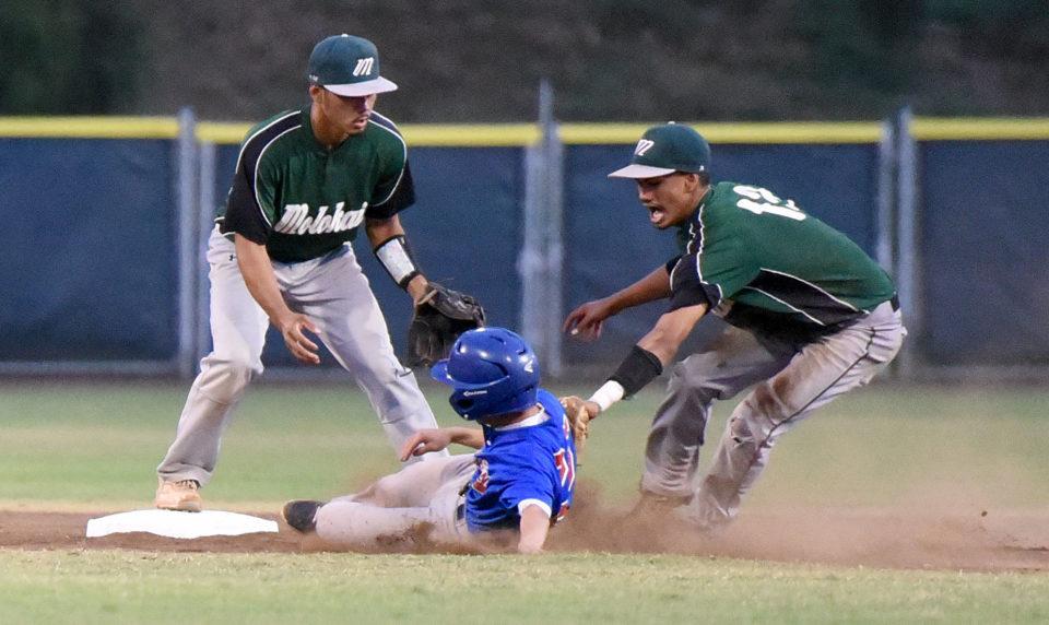 Baseball Wins 5th Straight Title