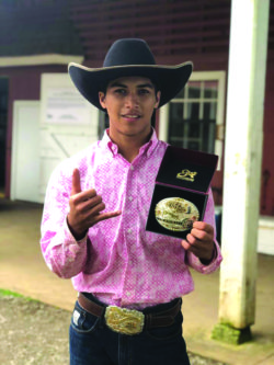 Young Cowboy to Compete Nationally