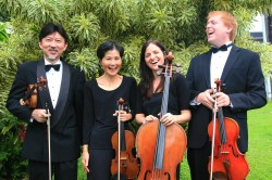 An Evening with the Galliard String Quartet