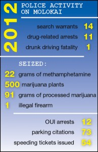 Drug Busts Highlight Police Efforts