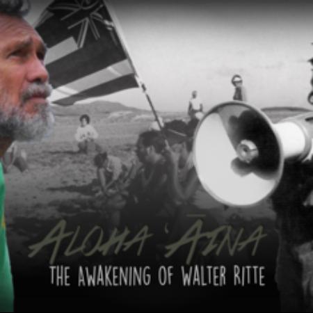 Filmmaker Takes on Walter Ritte Documentary